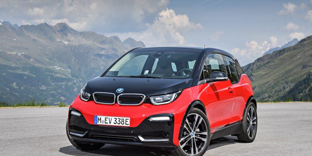 BMW i3s, ahora más potente