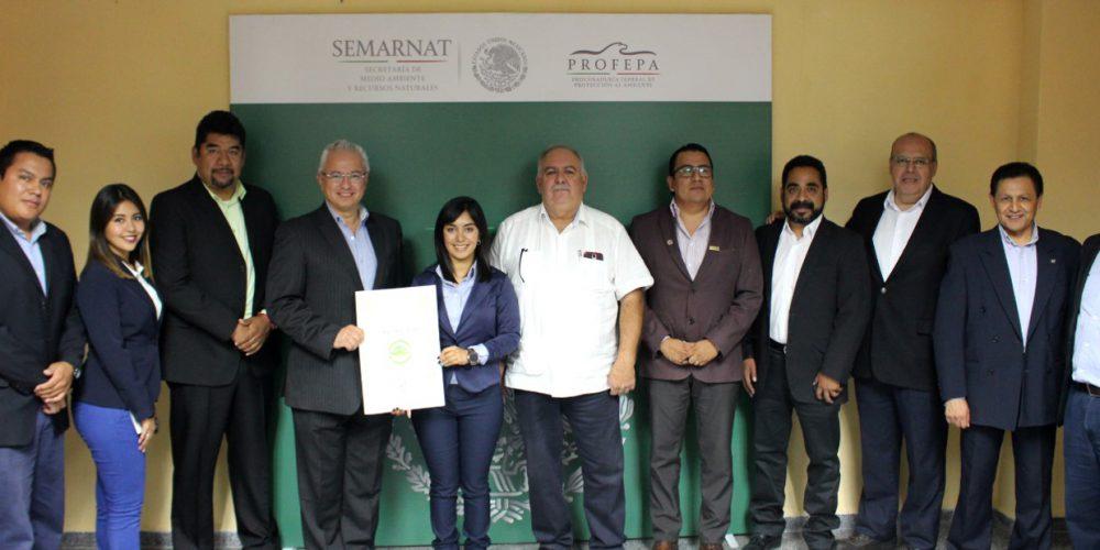 FCA México recibe otro reconocimiento en la planta de ensamble Saltillo Van