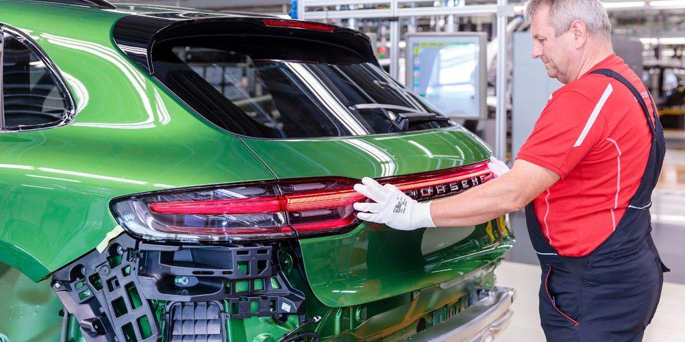 El Porsche Macan de nueva generación inicia producción