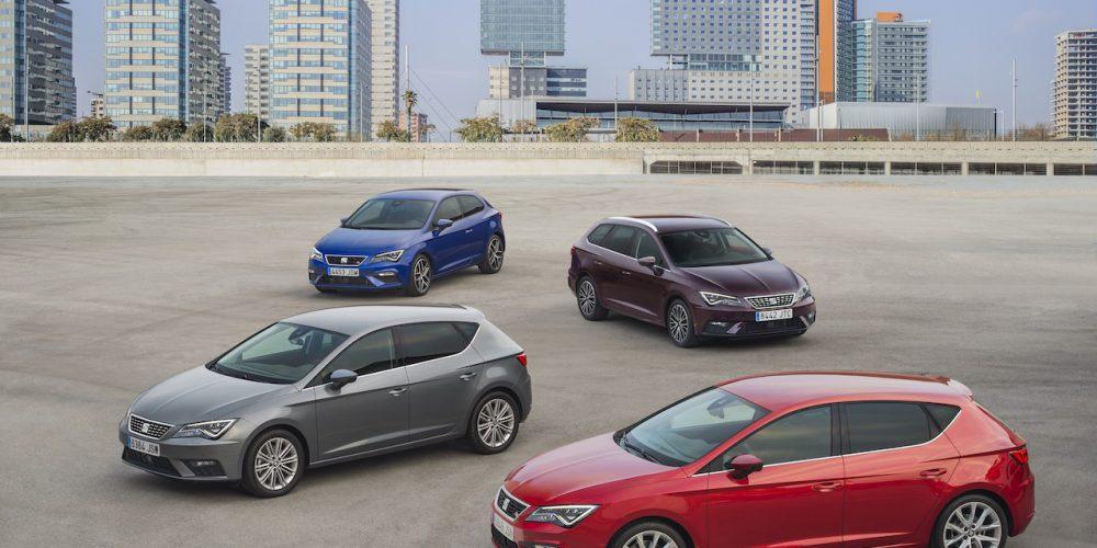 SEAT entregó 342,700 autos hasta julio, el mejor resultado de la historia
