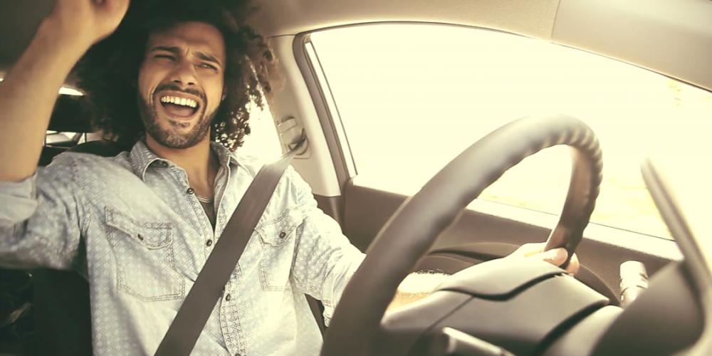 Estas canciones te harán más feliz mientras estás en el tráfico, según la ciencia