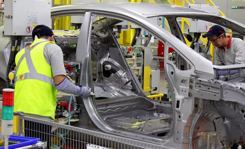 ¿Cuánto vale la industria automotriz mexicana? Hagamos cuentas…