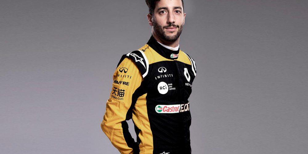 Ricciardo dejará Red Bull tras firmar con Renault