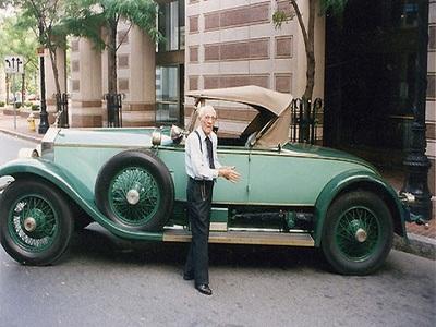 Rolls-Royce 1928