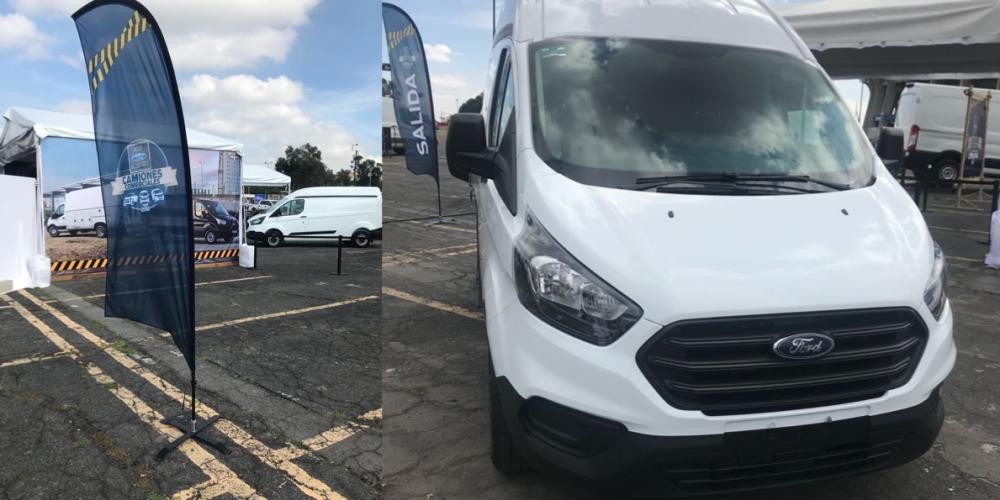 Vive una experiencia todoterreno en el Tour 2018 de Camiones Comerciales Ford
