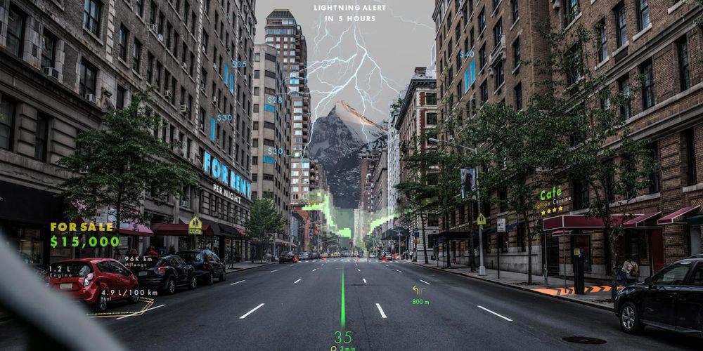 ¿Conoces la navegación holográfica? Hyundai ya trabaja en ello