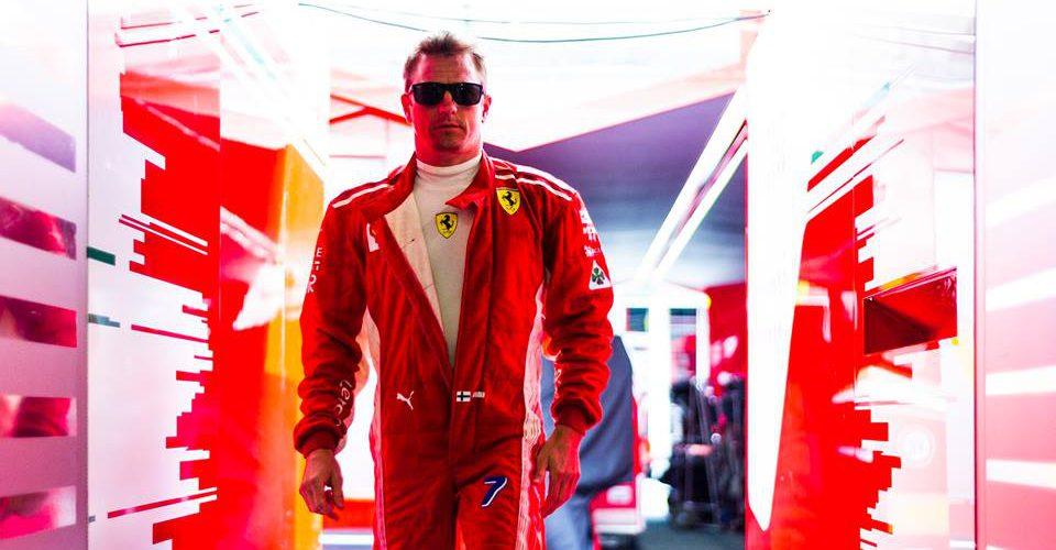 Räikkönen consigue la pole con la vuelta más rápida de la historia
