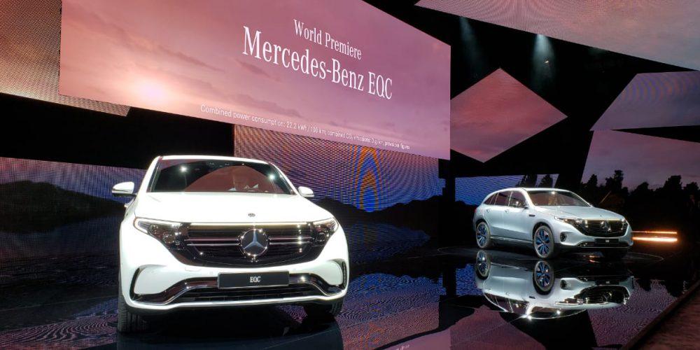Llega Mercedes-Benz EQC en 2019. ¡Estuvimos en Estocolmo para conocerla!