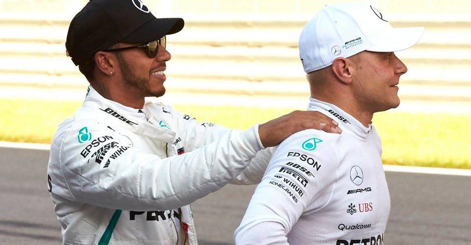 Bottas consigue la pole en Sochi tras dos errores de Hamilton