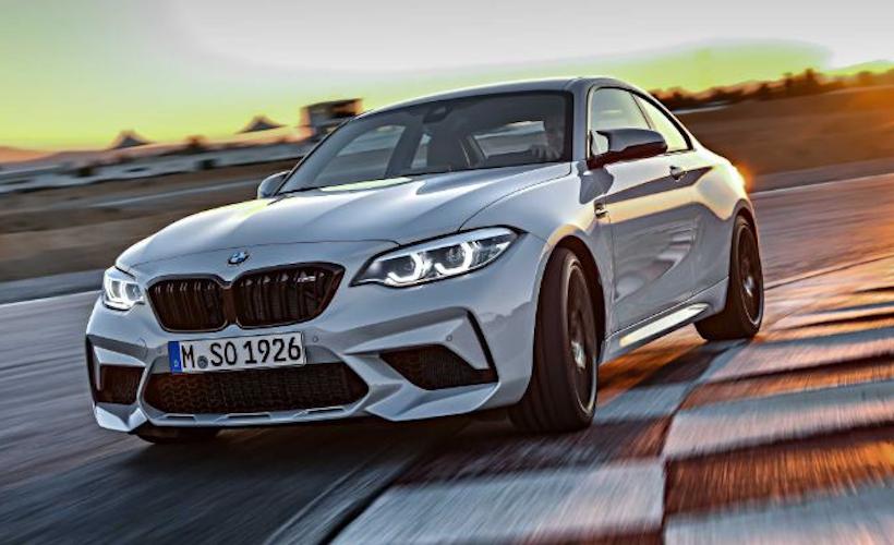 Llega a México el BMW M2 Competition