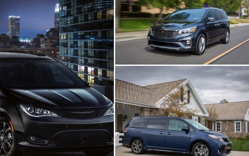 Comparativa minivans, el segmento que se niega a desaparecer