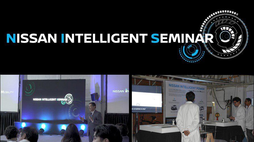 ¿Qué es el Nissan  Intelligent Seminar?