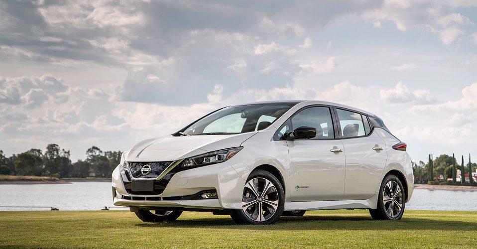 Nissan Leaf 2019, lanzamiento en México