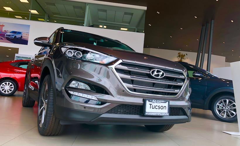 Con Hyundai Tucson y Creta, la aventura urbana está garantizada