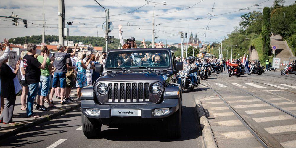 Jeep y Harley-Davidson juntos en la 21ª European Bike Week