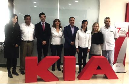"""KIA Motors México otorga el premio Motor de Mujer al proyecto """"Tierra en el Alma"""""""