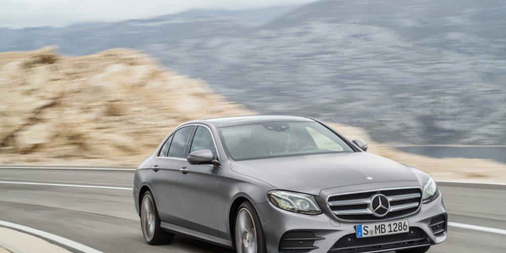 Mercedes-Benz supera los 1.5 millones de unidades comercializadas este año