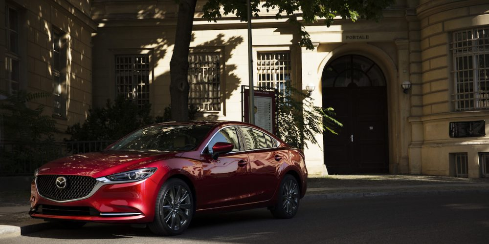 Mazda anuncia Apple CarPlay y Android Auto para el Mazda6 2019