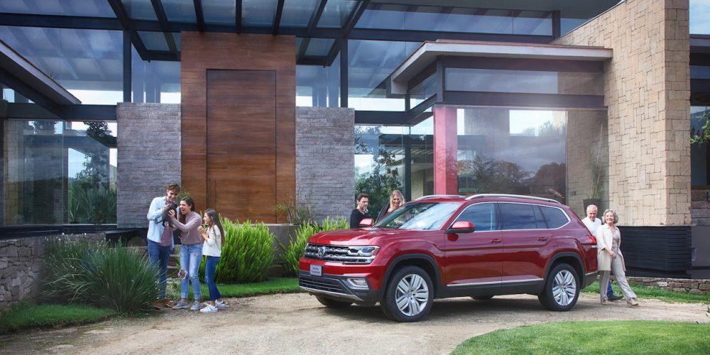 Volkswagen Teramont, con gran relevancia en el mercado mexicano