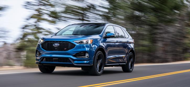 Ford Edge 2019, la nueva SUV high-tech llega con mucho estilo a México