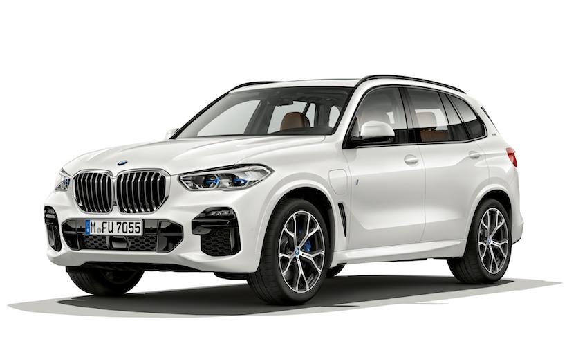 BMW X5 xDrive45e iPerformance, potencia electrizante