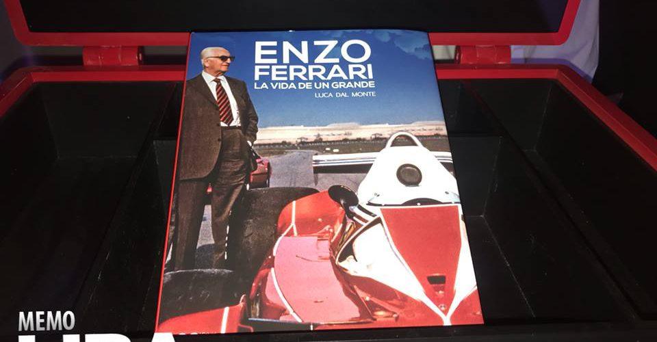 """La vida de un grande"", Enzo Ferrari"