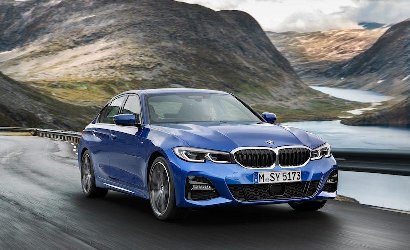 El sedán más sport del planeta: nueva Serie 3 de BMW