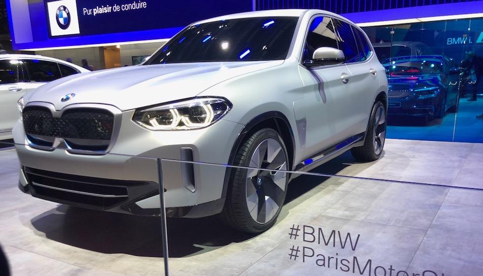 Los autos más electrizantes de París 2018