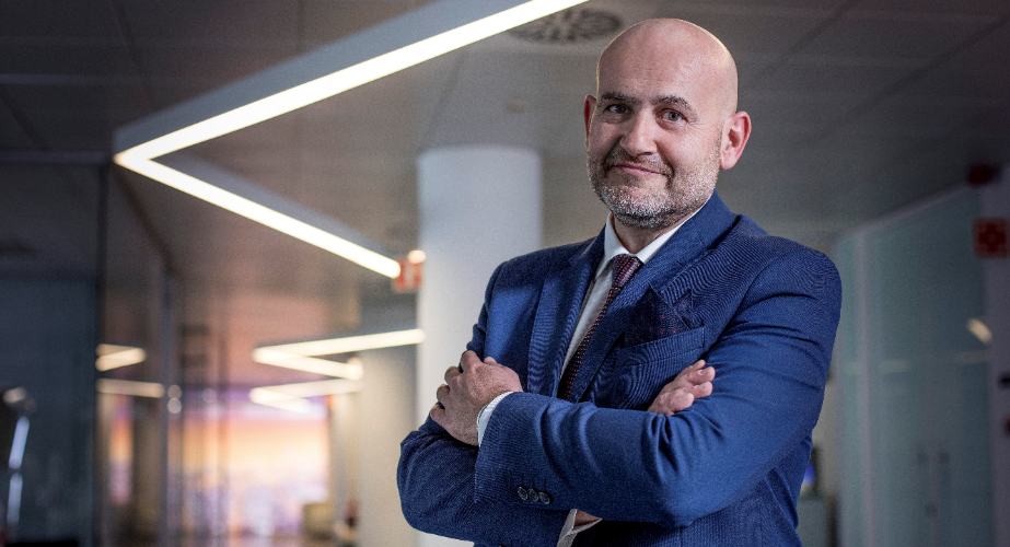 Christian Stein, nuevo director general de Comunicación de SEAT