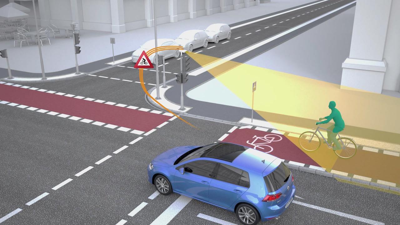 Volkswagen en pro de la seguridad vial de la mano con Siemens