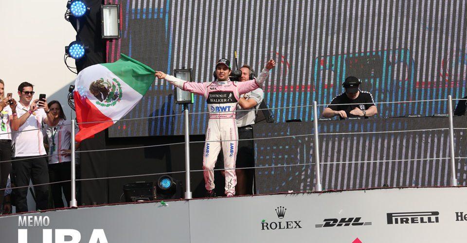 Calentando motores para el Gran Premio de México