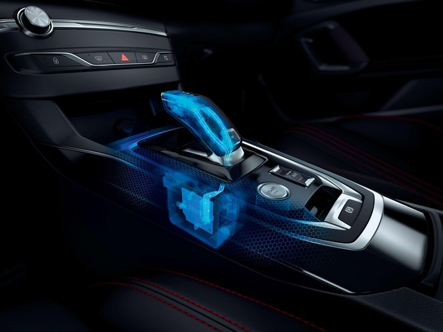 Caja cambios transmisión automática manual estándar