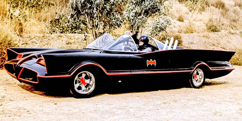 Los Batimóviles más memorables de la historia