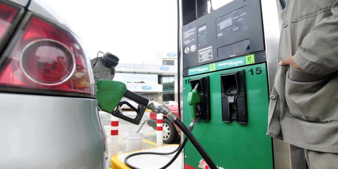 ahorrar más gasolina combustible