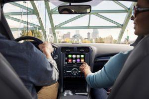 ord Fusion_SYNC con CarPlay