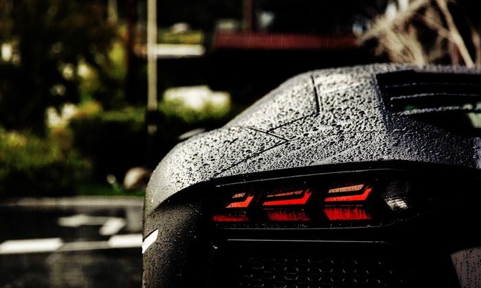 autos de color negro