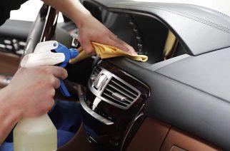 Tips para quitar el olor a cigarro del auto