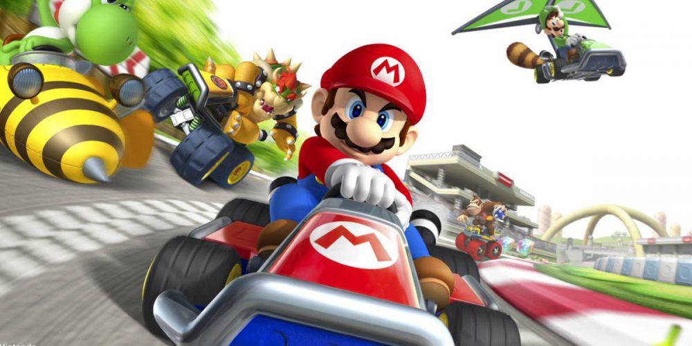 Jugar a Mario Kart te hace un mejor conductor, literalmente