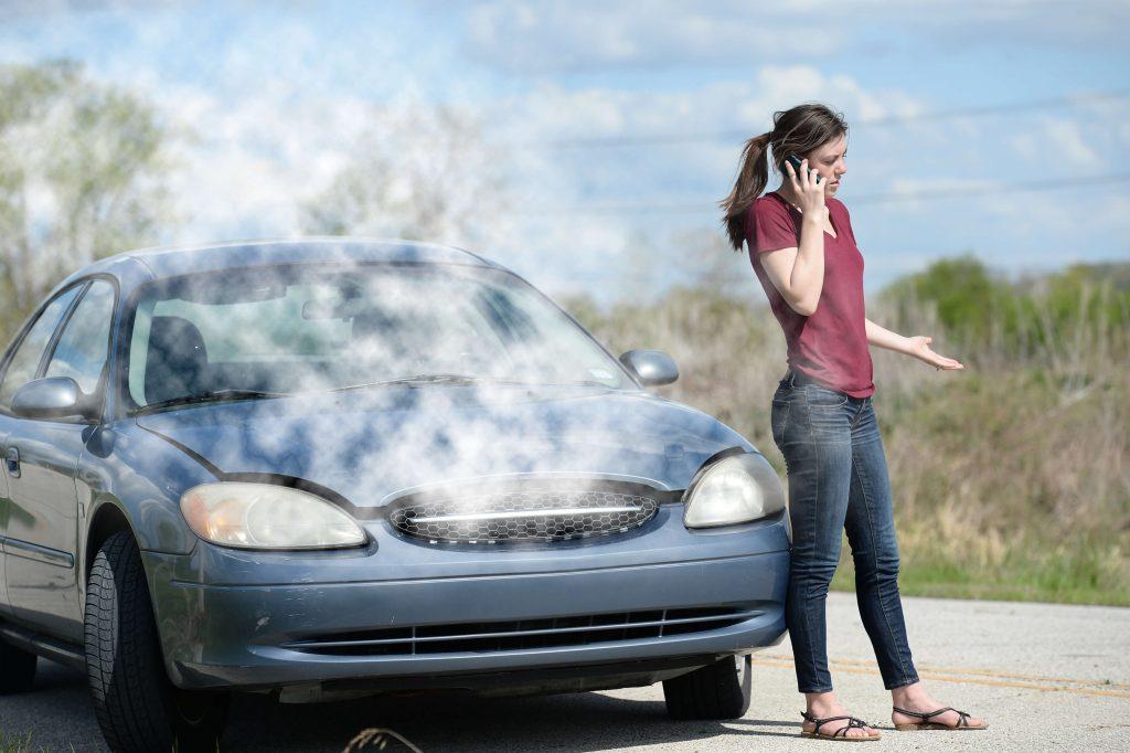 Cómo puedes diagnosticar si tu auto se sobrecalienta