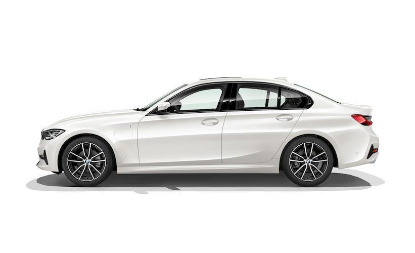 Nuevo BMW 330e Sedán, conducción superior y eficiencia ejemplar