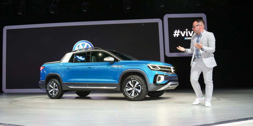 Volkswagen presenta en el Autoshow de São Paulo la nueva Tarok Concept
