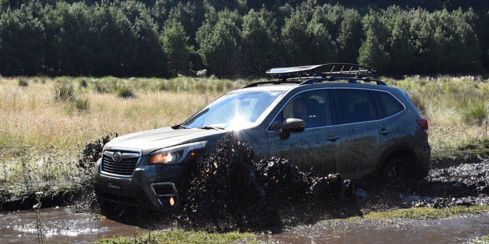 Subaru Forester 2019 a prueba: querrás manejarla, vivirla y sentirla