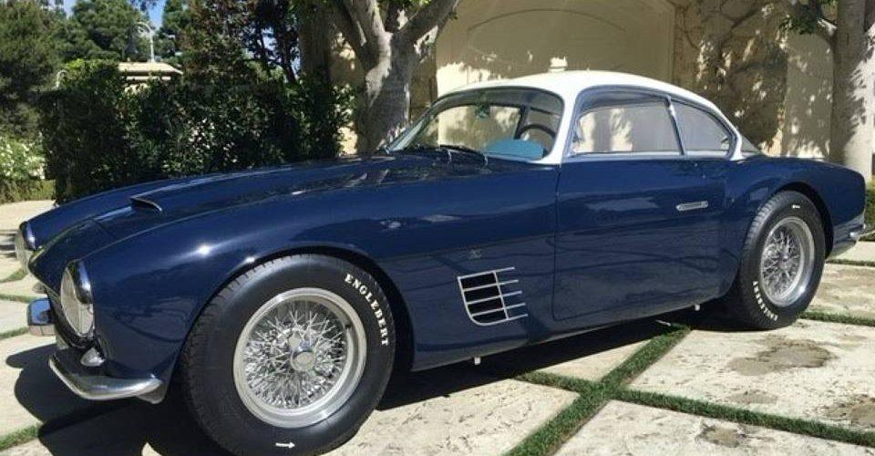Hombre se robó un Ferrari después de pedir hacerle una prueba de manejo