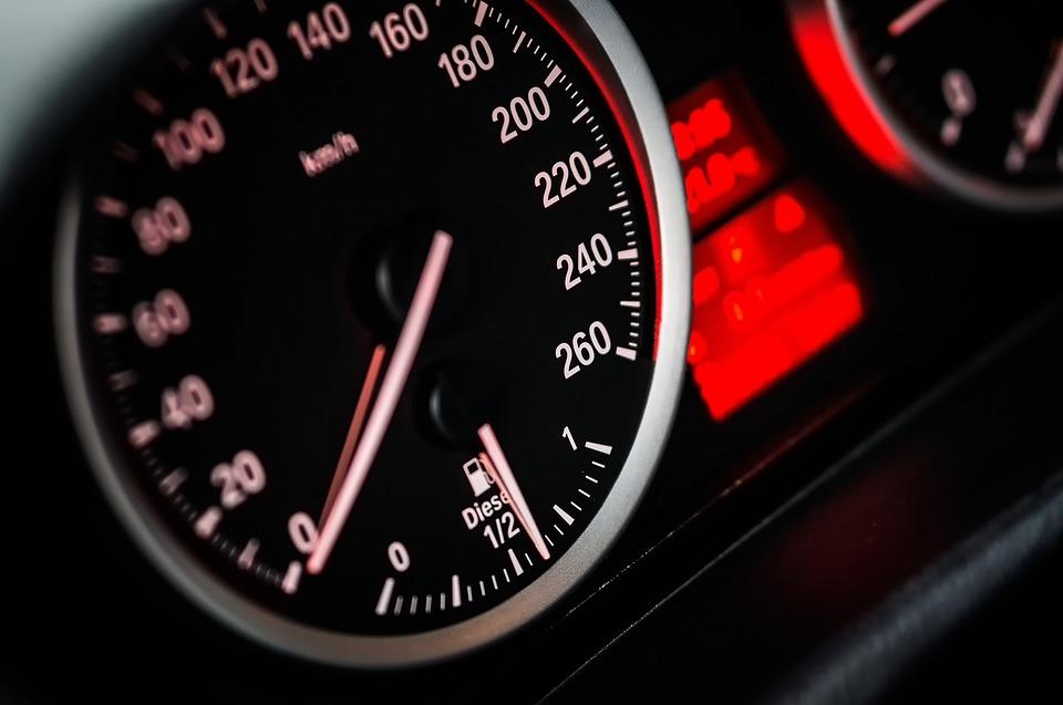 velocidad auto
