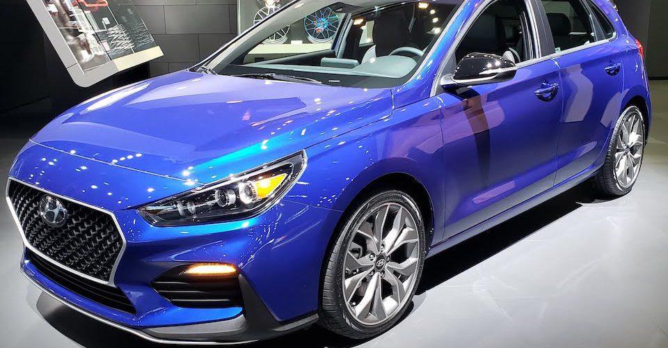 Auto Show de Detroit 2019, Hyundai Elantra GT y 201 hp de potencia