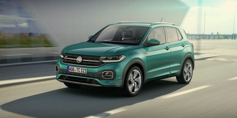 Volkswagen T-Cross, desde Pamplona, España y podría llegar a México