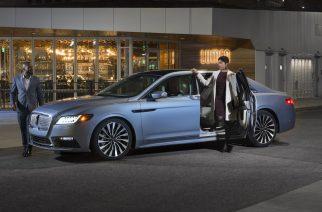 Auto Show de Detroit 2019, Lincoln Continental 80 aniversario