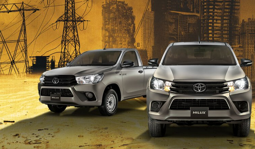Toyota cumplió su meta: vendió 105,663 unidades en 2019