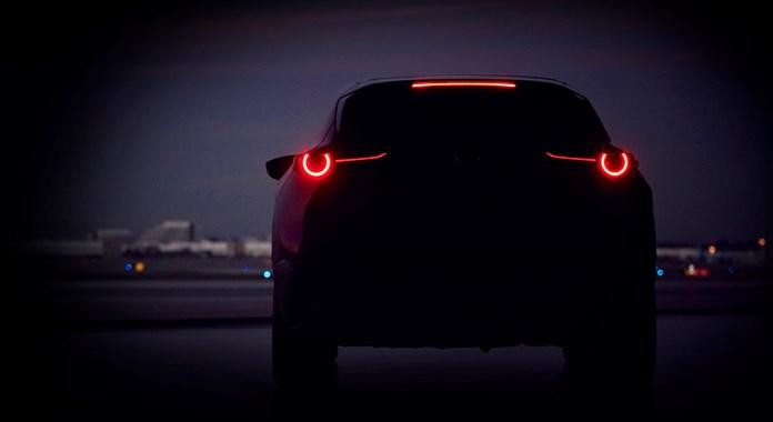 Mazda prepara un nuevo SUV para Ginebra