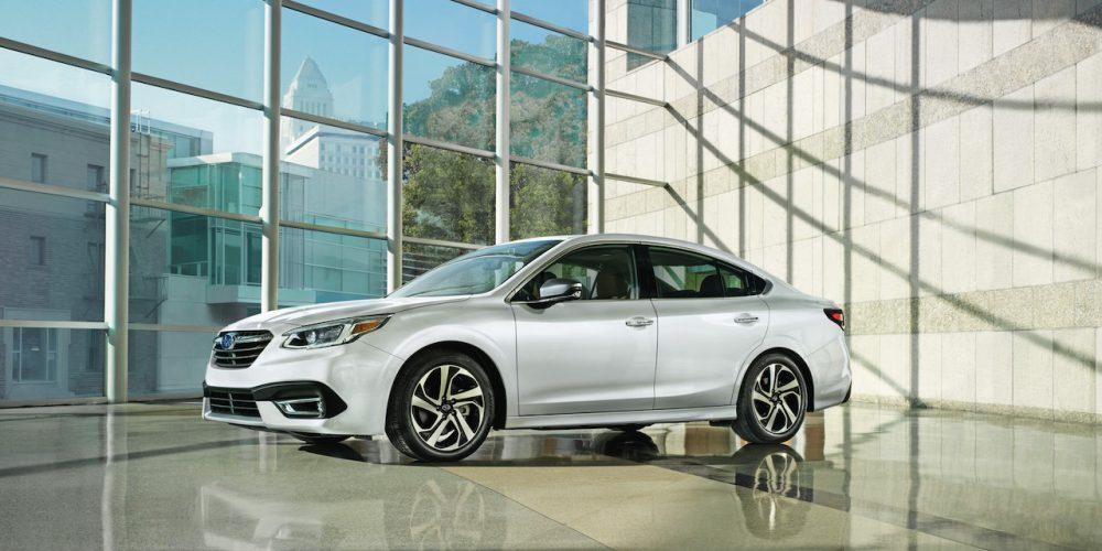 Auto Show de Chicago 2019, Nuevo Subaru Legacy 2020 (séptima generación)